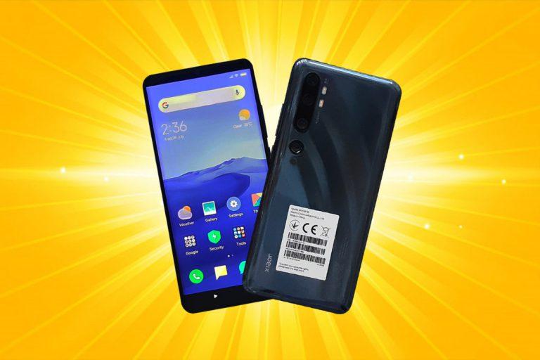 جعبه گشایی گوشی Xiaomi Mi Note 10 Pro به سبک استاپ موشن | مجله اینترنتی Digi2030