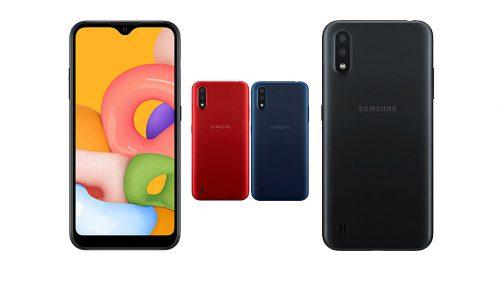جزئیات و بررسی گوشی پایین رده Samsung Galaxy A01|فروشگاهاینترنتی Digi2030