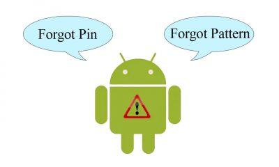 بازیابی رمز گوشیهای اندروید مجله اینترنتی Digi2030