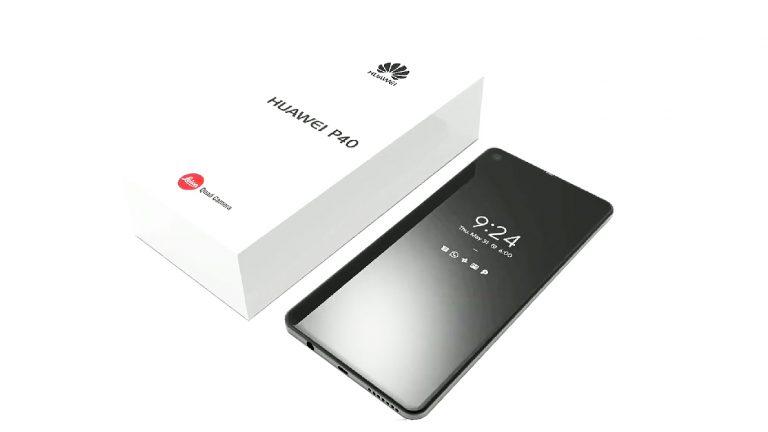 جزئیات و اطلاعات گوشی Huawei P40 Pro و Huawei P40
