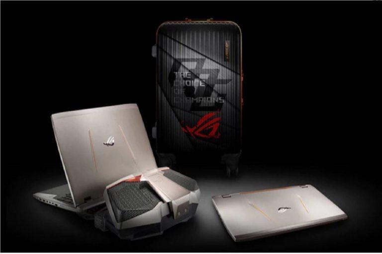 لپ تاپ ROG GX800