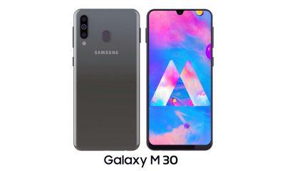 جعبه گشایی گوشی Samsung Galaxy M30 | مجله اینترنتی Digi2030