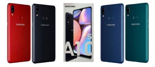 نسخه 10 اندروید برای گوشی سامسونگ Galaxy A10s عرضه شد | مجله اینترنتی دیجی 2030