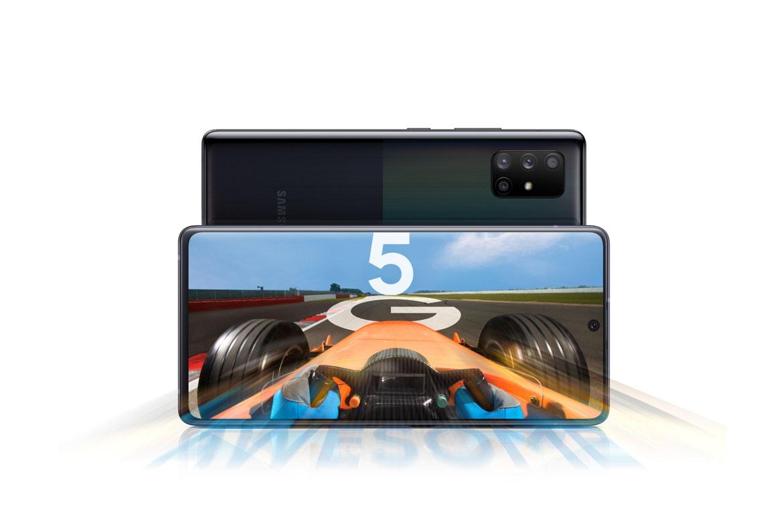 مقایسه گوشی سامسونگ A51 با گوشی سامسونگ A51 5G   مجله اینترنتی دیجی 2030