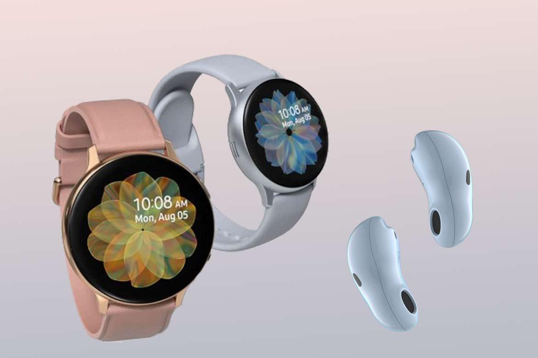 تاریخ رونمایی سامسونگ Galaxy Watch 3 و هدفون Galaxy Buds Live تغییر کرد