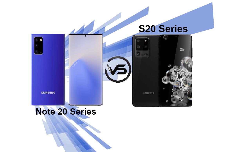 آیا گوشی سامسونگ نوت 20 میتواند در رقابت S20 را شکست دهد ؟   مجله اینترنتی دیجی 2030