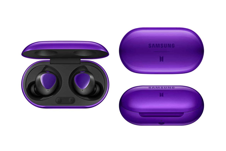 بررسی شایعات منتشر شده در هدفون بیسیم سامسونگ Galaxy Buds Plus BTS | مجله اینترنتی دیجی 2030