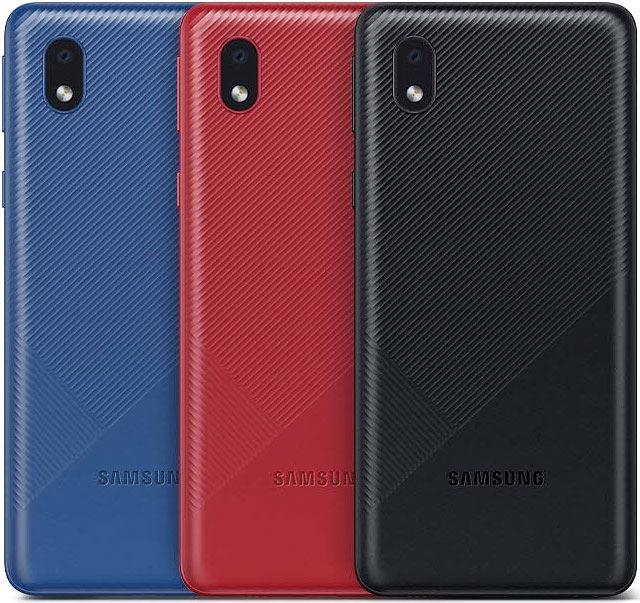 Samsung Galaxy A01 Core 16GB - گوشی سامسونگ آ۰۱ کور