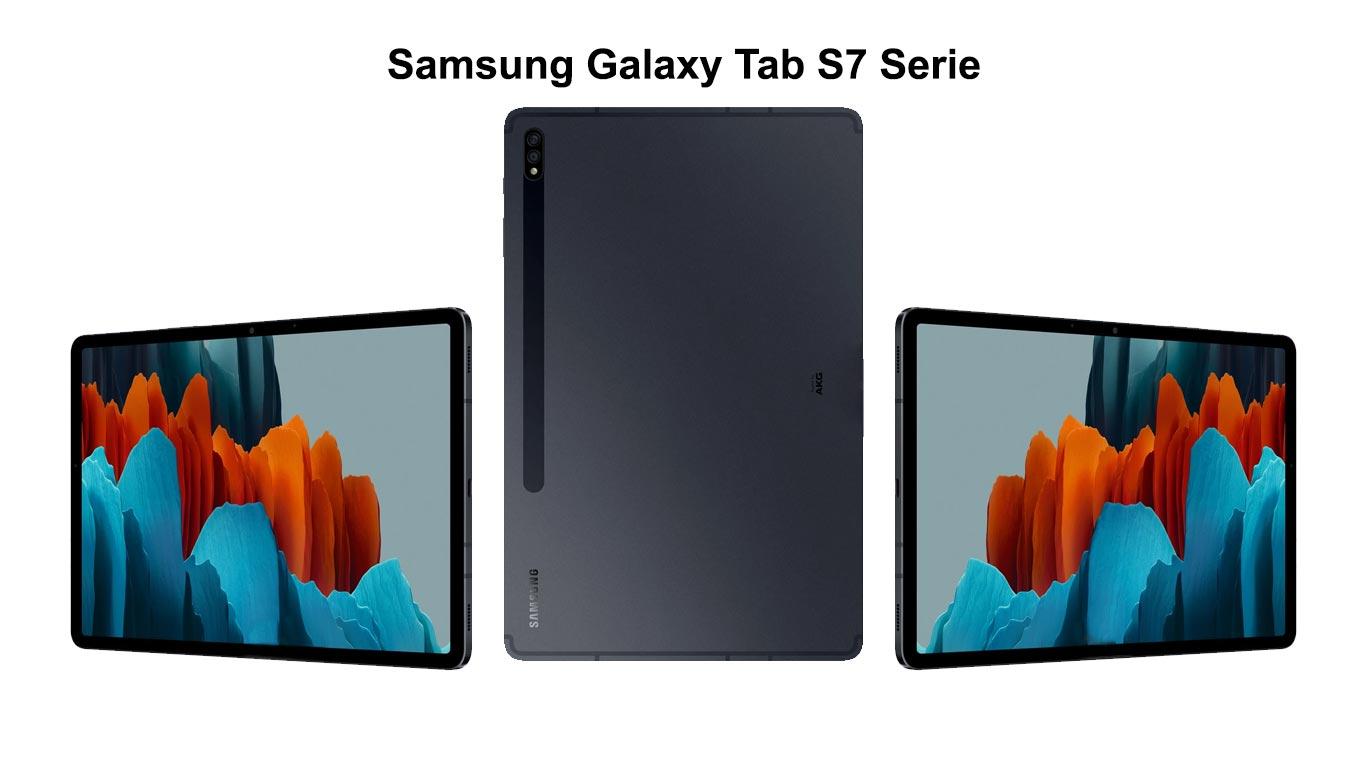 سامسونگ گلکسی تب S7 رونمایی شد، بررسی مشخصات فنی و قیمت تبلت Galaxy Tab S7 5G | مجله اینترنتی دیجی 2030