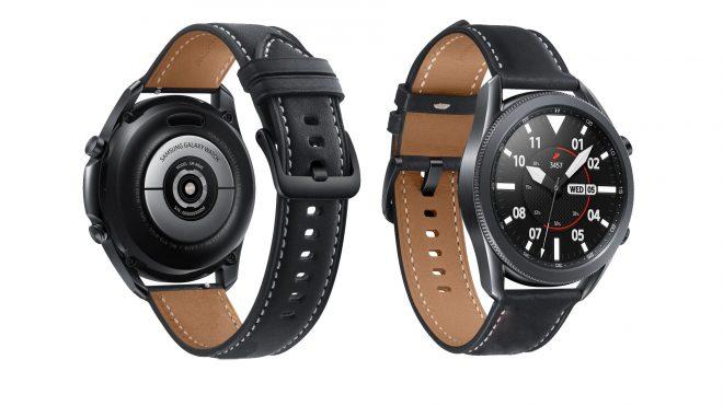 اولین ویدیو منتشر شده از آنباکس ساعت هوشمند Samsung Galaxy Watch 3 | مجله اینترنتی دیجی 2030