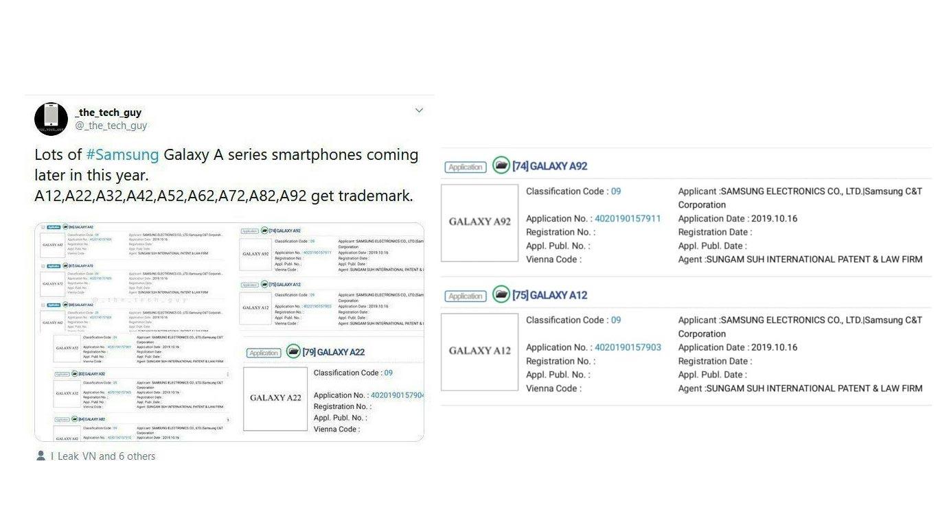 گوشی سامسونگ A52 و محصولات جدید خانواده گلکسی A | مجله اینترنتی دیجی 2030
