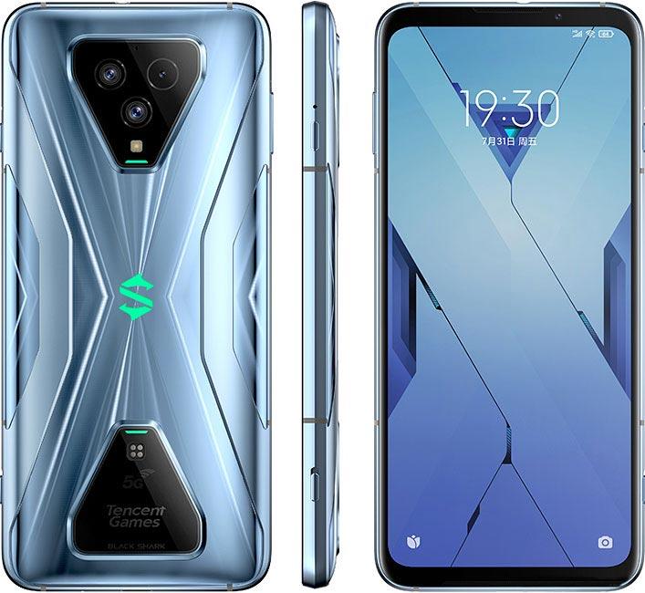 گوشی شیائومی بلک شارک 3s ، بررسی مشخصات فنی و قیمت Xiaomi Black Shark 3s | مجله اینترنتی دیجی 2030