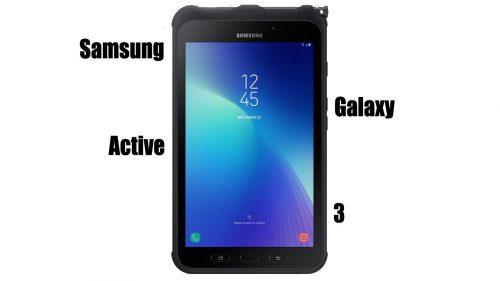 تبلت سامسونگ Galaxy Tab Active 3 تا اواخر سال 2020 رونمایی خواهد شد | مجله اینترنتی دیجی 2030