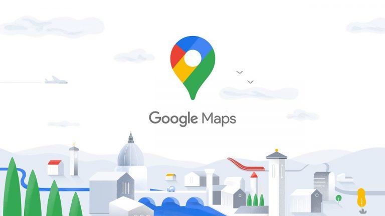 نقشه مناطق کرونایی در گوگل مپ