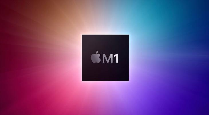 تراشه m1 اپل رونمایی شد