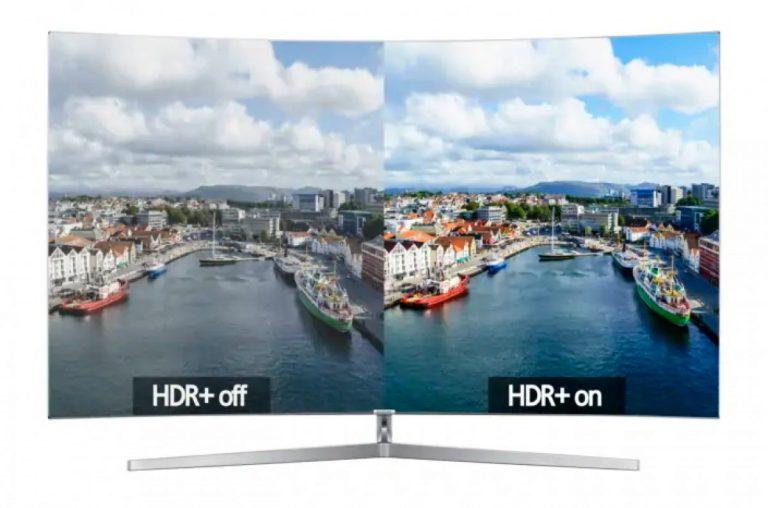 کیفیت بالای فناوری HDR 10 پلاس