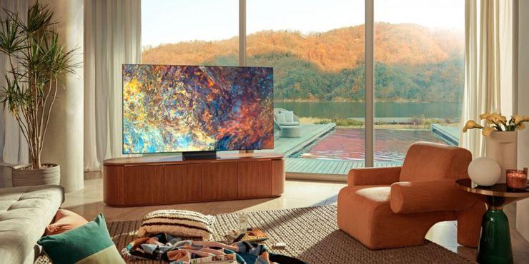 تلویزیون هوشمند جدید سامسونگ
