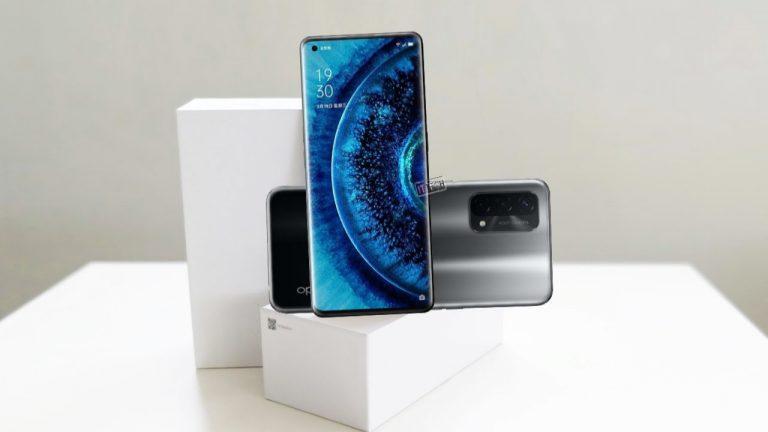 مشخصات گوشی اوپو A93 نسخه 5G