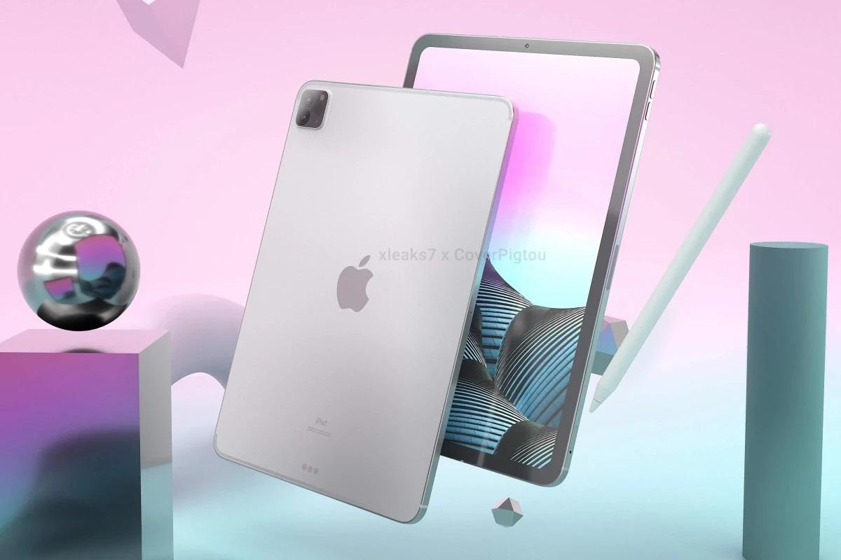 آیپد پرو 2021 با تراشه M1