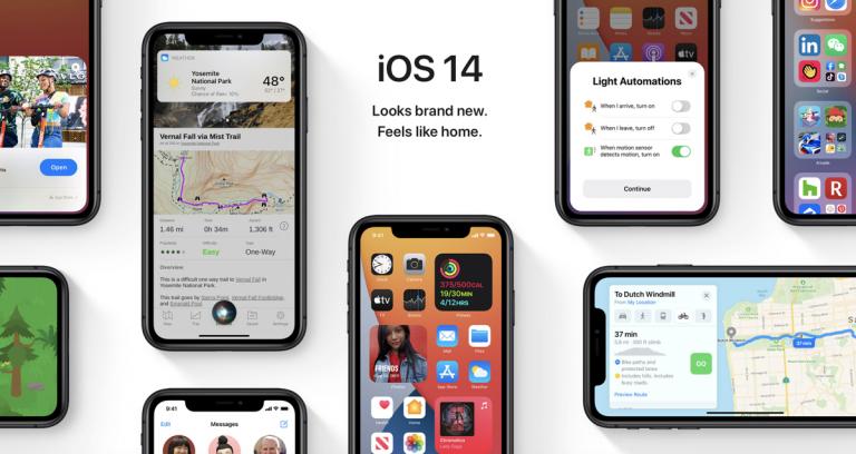 گزارش: سیستم عامل 90 درصد کاربران اپل iOS 14