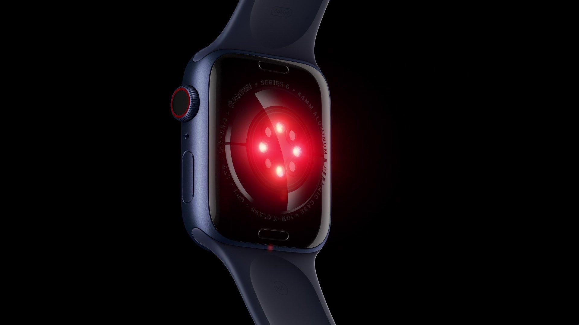 ساخت سنسور تشخیص قندخون اپل واچ