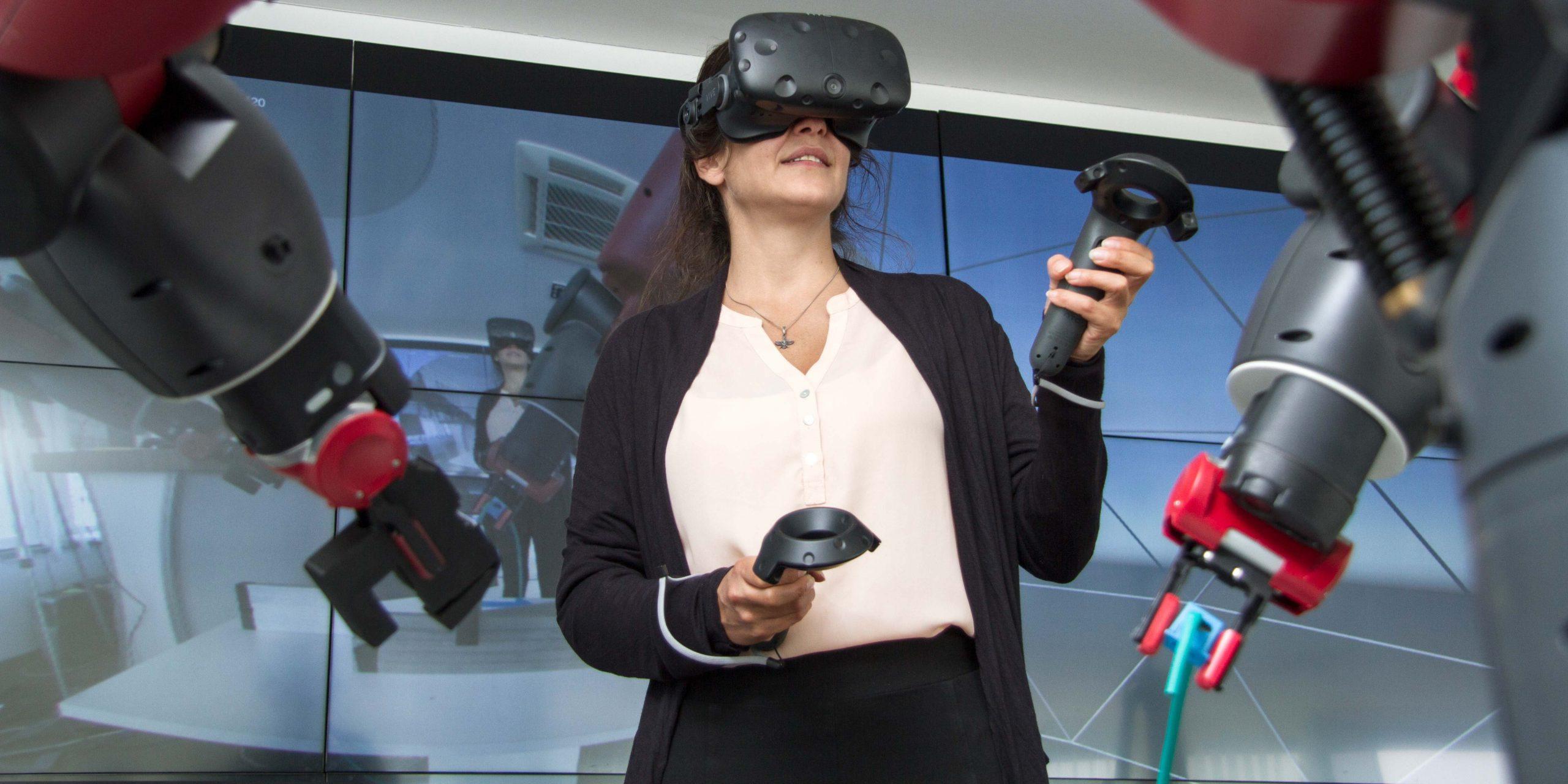 هدست واقعیت مجازی چیست