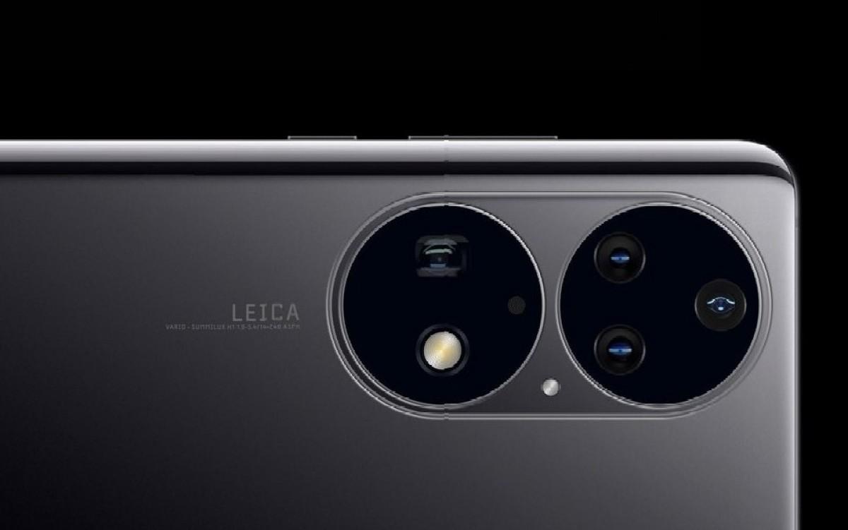 دوربین هواوی P50