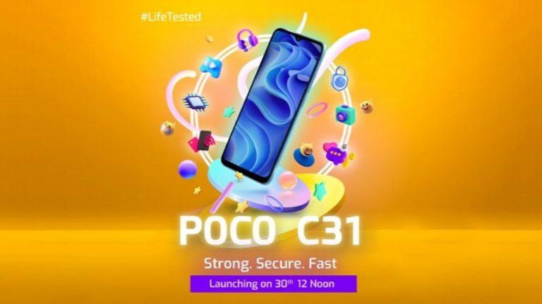 مشخصات کلیدی پوکو C13